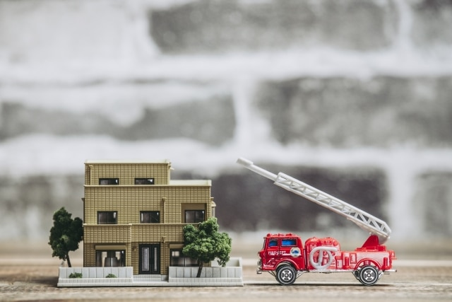 サロン保険(火災保険とは?)