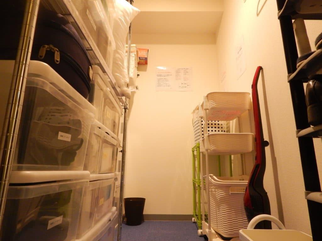レンタルサロンFELICITE神戸店 スタッフルーム 店内画像